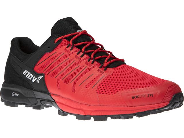 inov-8 RocLite 275 Zapatillas Hombre, red/black